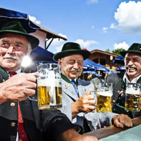 O'zapft is: 3 Tage Oktoberfest in München mit 4* Hotel, Frühstück & Weizenbier nur 79,99€