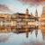 Dresden Fluss Spiegelung