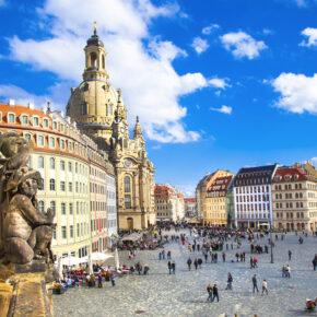 Kurztrip nach Dresden: 2 Tage im 4* Superior Hotel inkl. Frühstück & Wellness nur 54€