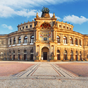 Dresden Semperoper Sightseeing