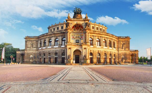 Dresden Semperoper Sightseeing