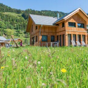 Ferienvilla in Österreich: 4 Tage im eigenen Chalet mit Whirlpool nur 62 €