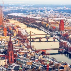 Städtetrip: 3 Tage Frankfurt im tollen 4* Hotel mit Sauna & Fitness nur 49€