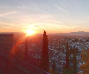 3 Tage nach Granada im 4* Hotel mit Flug & Frühstück für 95€