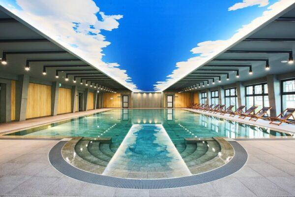 Grand Hotel Suhl Pool