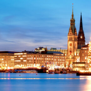 Neueröffnung: 2 Tage Hamburg im neuen 4* Hotel inkl. Frühstück, Dinner & Wellness nur 59€