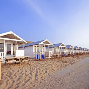 Glamping am Strand: 5 Tage im tollen Strandhaus in Holland ab 116 € p.P