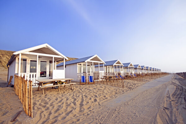 Glamping Am Strand Strandhauser In Holland Ab 59 Urlaubstracker De