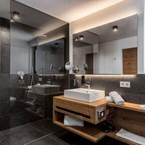 Hotel Eden Badezimmer