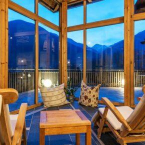 Hotel Pacher Südtirol Aussicht