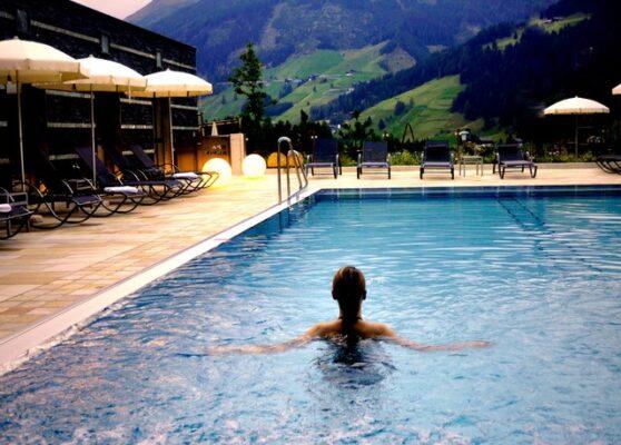 Hotel Jesacherhof Außenpool