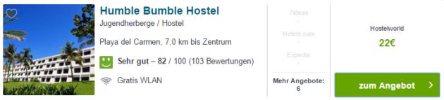 Humble Bumbnle Hostel