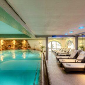 Königshof Resort Innenpool