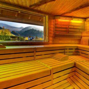 Königshof Resort Panorama Sauna
