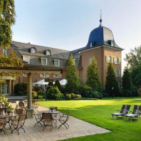 Romantik pur: 3 Tage im TOP 4.5* Hotel Klosterpforte inkl. Frühstück & 3-Gänge Menü ab 159€