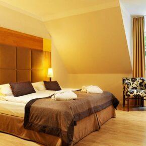 Marienfeld Residence Klosterpforte Zimmer