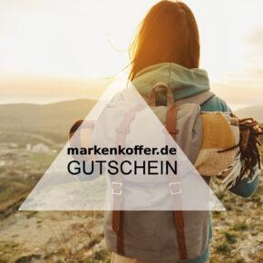 20% Gutschein auf alle Marken bei markenkoffer.de
