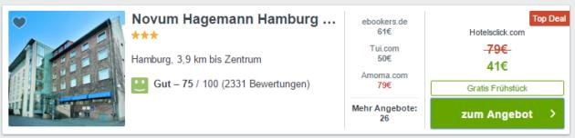 Novum Hamburg