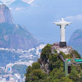 Rio de Janeiro Tipps: Mehr als Beachvolley, knackige Pos & Favelas