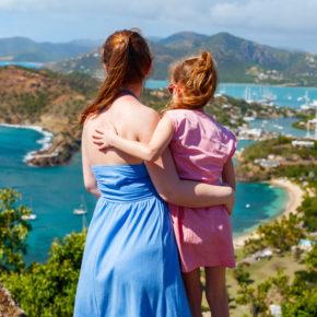 Singles mit Kind: Was sind die beliebtesten und schönsten Urlaubsziele?