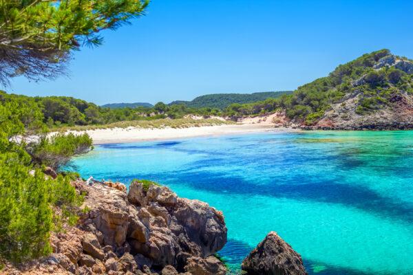 Sonsaura Beach Menorca