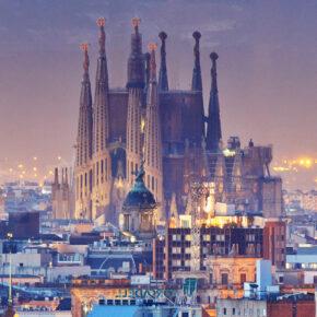 Barcelona: 2 Tage mit guter Unterkunft & Flügen für 22€