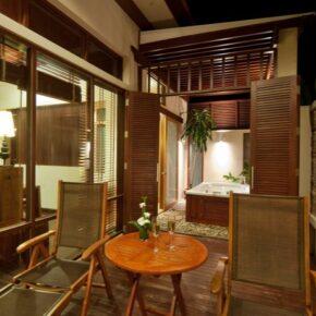 The Sarann Hotel Zimmer