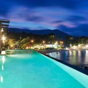 The Sarann Hotel Pool