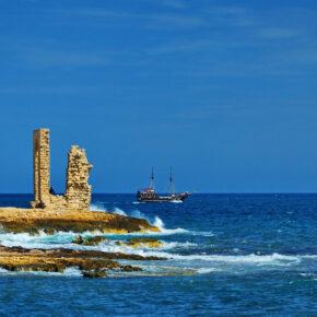 Lastminute: 7 Tage Tunesien mit All Inclusive Hotel, Flug, Zug & Transfer nur 161€