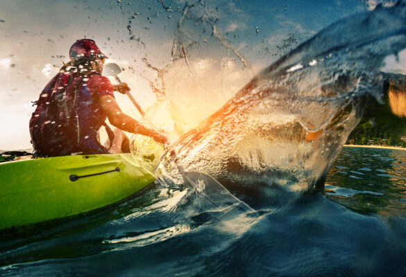 Action Urlaub Kanu