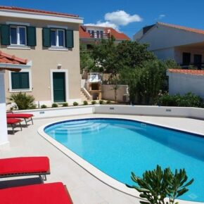 Ferienhaus Adriaküste Pool