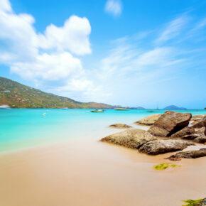 St. Thomas: 14 Tage in der Karibik mit Flug inkl. Gepäck nur 271€