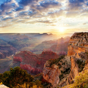 Grand Canyon Nationalpark: Die Highlights der gigantischen Schlucht