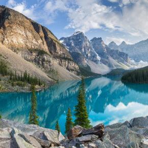Roadtrip: 13 Tage durch Kanada im coolen Camper inkl. Flug ab 1.399€