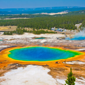 Yellowstone Nationalpark: Zu Besuch im ältesten Nationalpark der USA