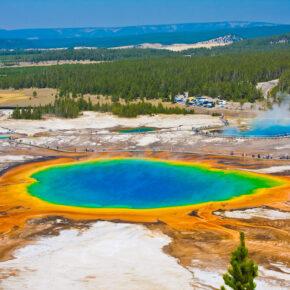 Yellowstone Nationalpark: Zu Besuch im ältesten Nationalpark der USA