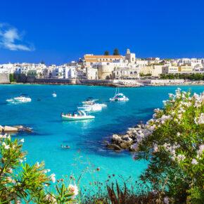 Italien: 8 Tage in Abruzzo an der Adria mit 3* Hotel & Flug nur 72€
