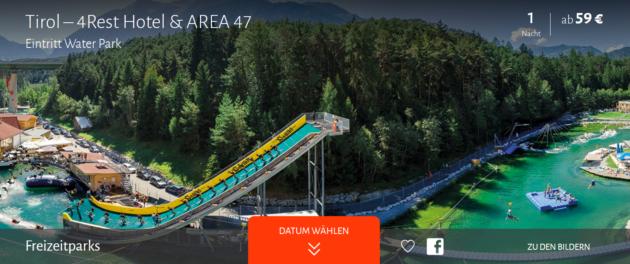 Area47 Angebot