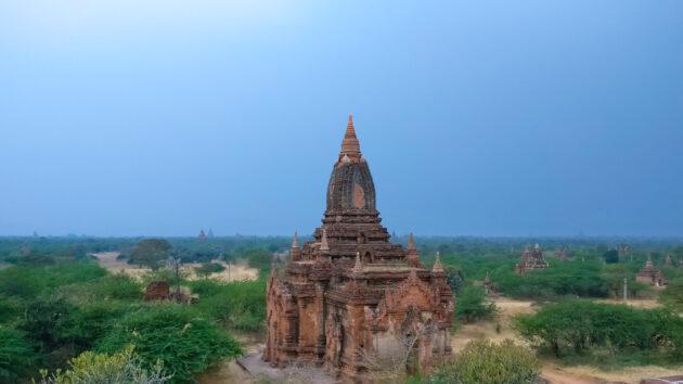 Bagan mit Padode