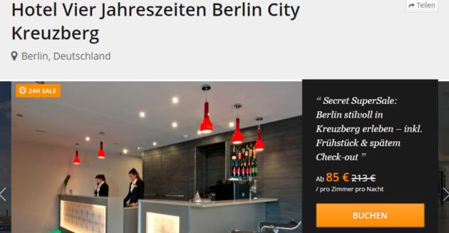 Berlin Vier Jahreszeiten