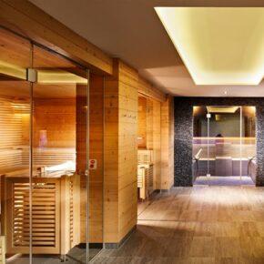 Boutiquehotel Mayrhofen Sauna