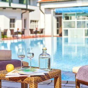 Wellness in Bayern: 3 Tage im 4.5* Hotel mit Halbpension nur 149€