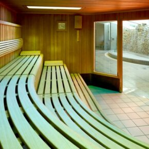 Das Ludwig Sauna