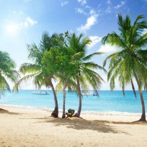 Dom Rep: 9 Tage Punta Cana im 4* Hotel mit All Inclusive, Flug & Zug für 931€