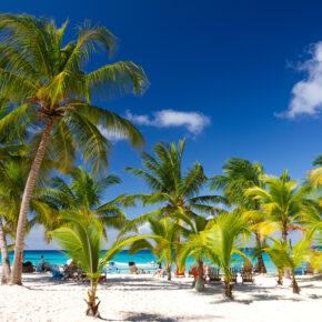 15 Tage in die Dominikanische Republik hin & zurück mit Gepäck nur 275€