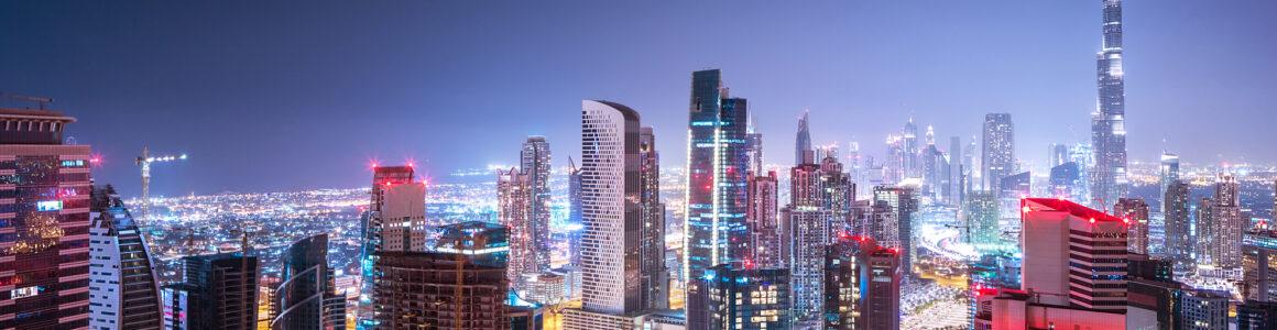 Knaller: 6 Tage Dubai im TOP Hotel mit Frühstück, Flug, Transfer & Zug nur 300€