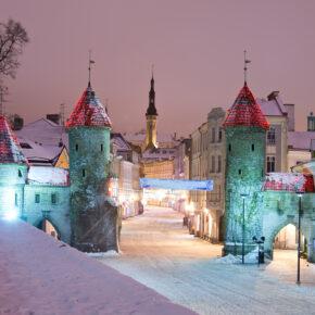 Langes Wochenende in Tallin: 4 Tage mit TOP Unterkunft (UNECSO Weltkulturerbe), Frühstück & Flug nur 83€