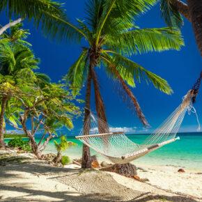 13 Tage im Paradies 2021: Hin- & Rückflüge nach Fidschi inkl. Gepäck nur 1.007€