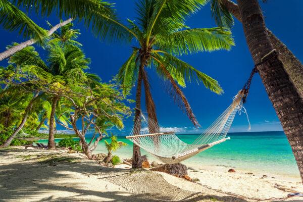 Fidschi Inseln Hängematte