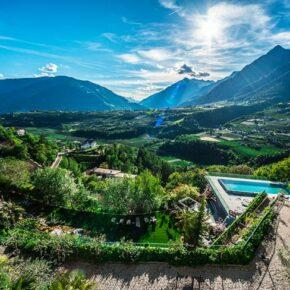 Wellnesstraum: 3 Tage Südtirol im 4.5* Luxushotel in SUITE inkl. Halbpension & Infinity-Pool nur 169€